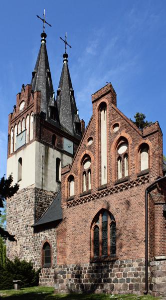 Kirche Zepernick